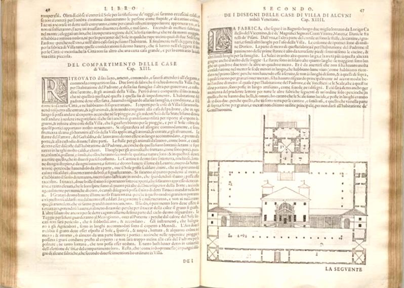 Quatro Libri, Palladian architecture, Andrea palladio, gary paul, classical architecture, italian villa, classic farm house