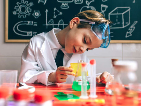 6 Fun Science Experiments To Do At Home With Your Kids
