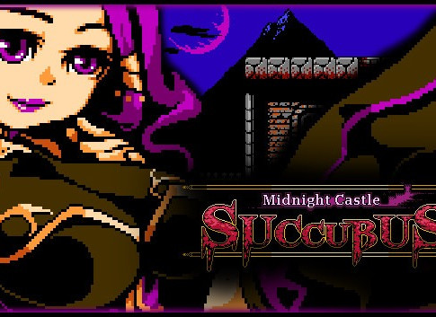 Happy Halloween it's Midnight Castle Succubus