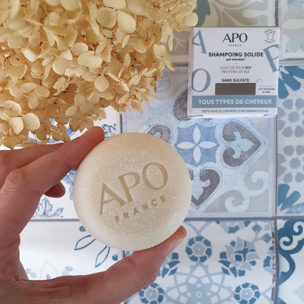 shampoing APO