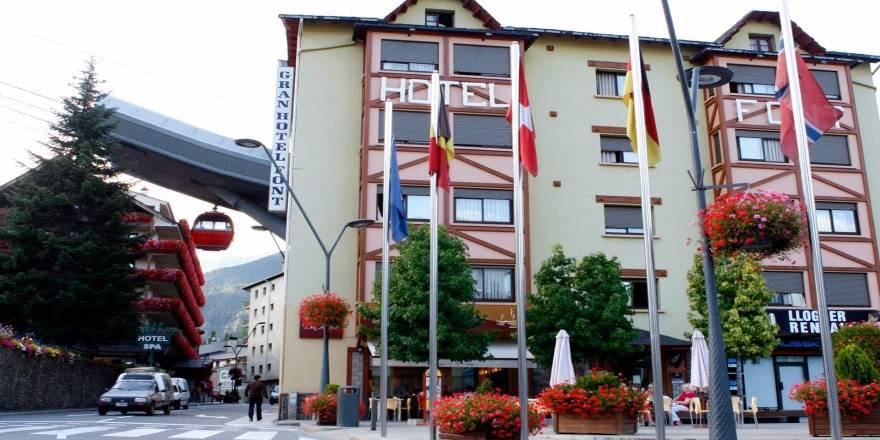 GRAN HOTEL FONT andorra