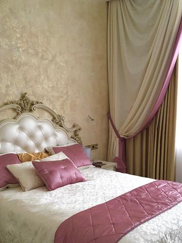 Романтичная спальня