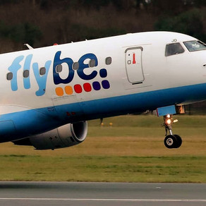Flybe becomes another 'casualty' of Coronavirus as it heads for collapse
