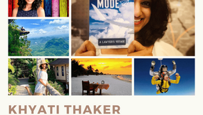 A Lawyer Who Travels The World - Khyati Thaker (Travel Blogger)