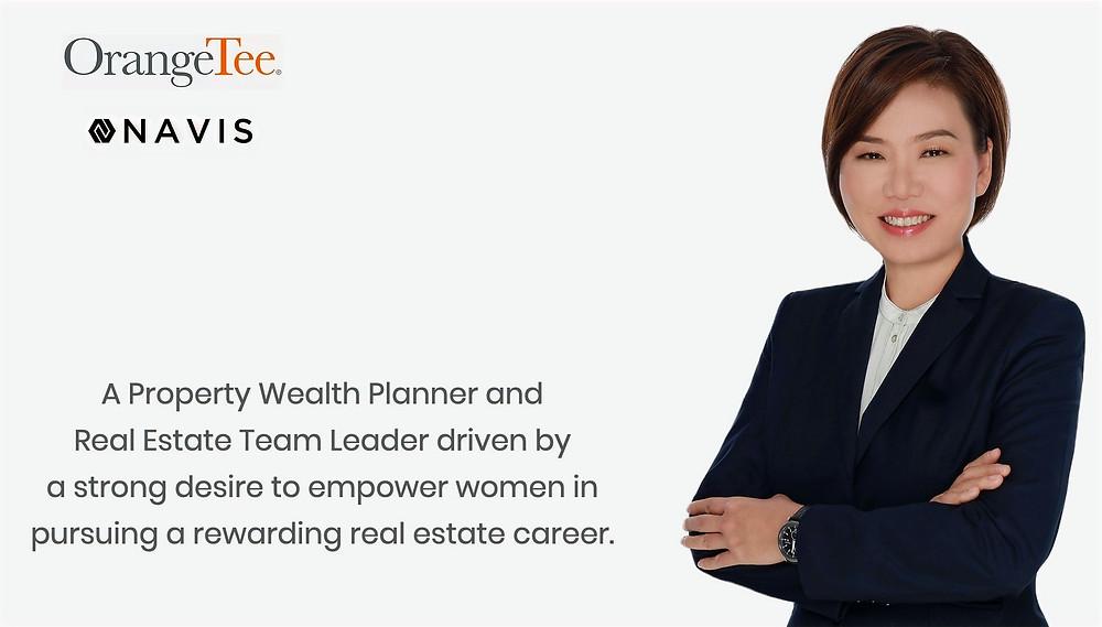 real estate agent career women leader