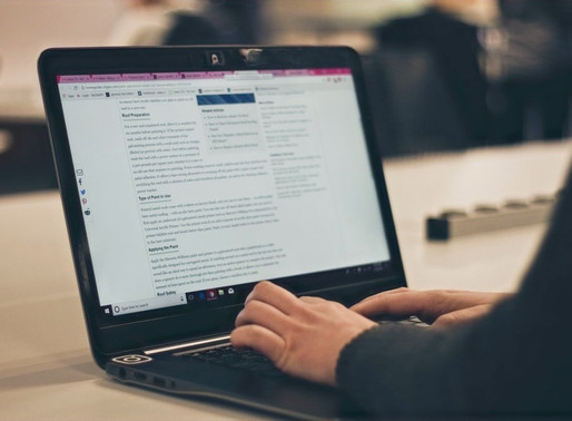 How To Write A Good Blog Post And Article