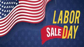Labor Day 2020 Sale!