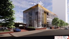 M1 Bank Plans Reclad of Downtown Clayton's PNC Bank