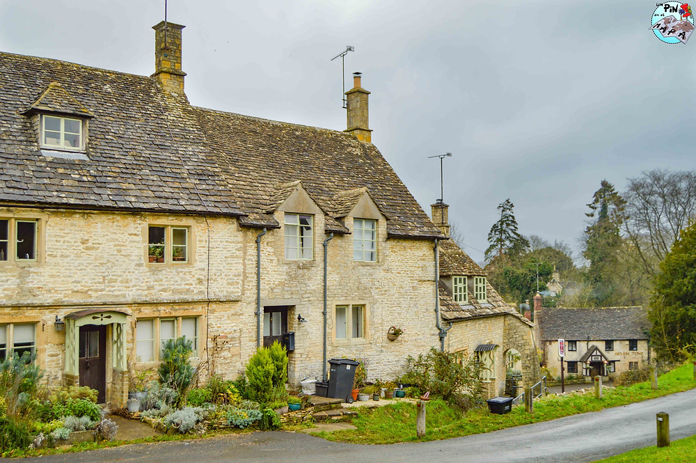 Chedworth, Cotswolds | Un Pin en el Mapa