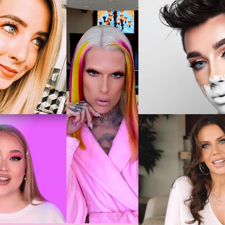 5 Famous Beauty Gurus of 2020
