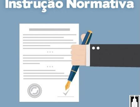Instrução Normativa nº 01/2019