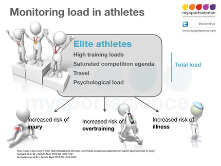 International Olympic Committee consensus statement on load in sport
