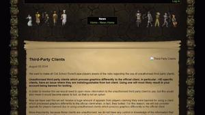 RuneLite - OSRS Client Review (3rd Party Client)