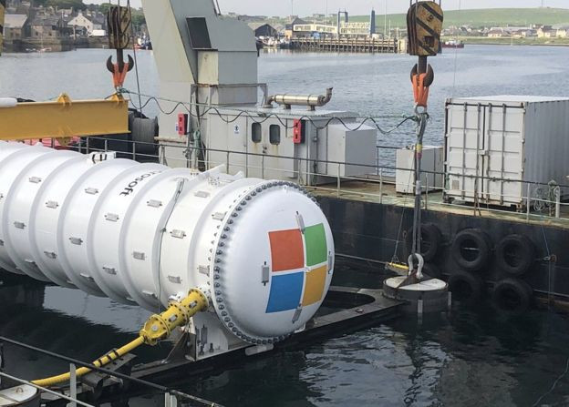 Microsoft Cooling Project