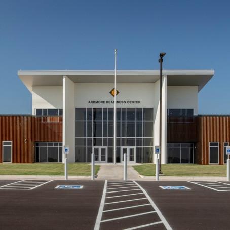 Ardmore Readiness Center Wins 2020 DBIA Award