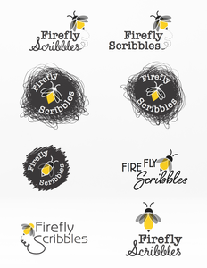 Variants presented for publishing company logo