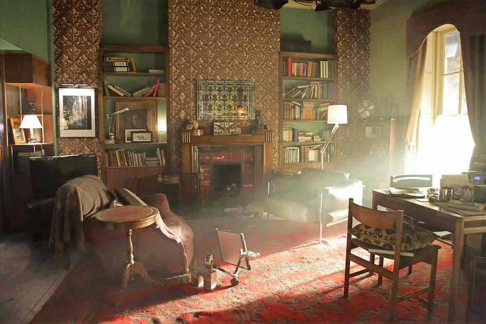 Brixel, Retro Style, Sherlock Holmes, Dr. John Watson, Nureyev