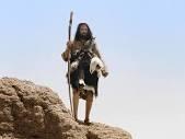 John the Baptist in the Wilderness.
