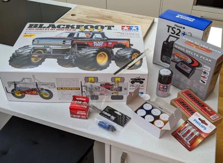Blackfoot RC Build - Part 1