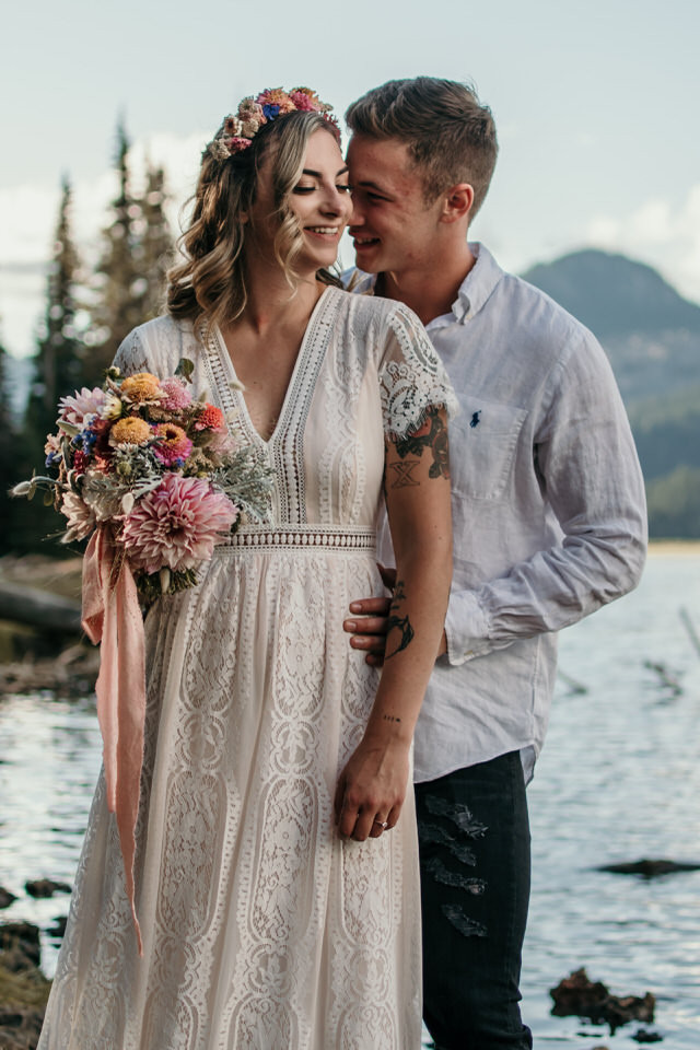 Oregon Sparks Lake- Where to elope