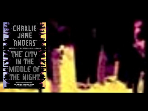 Review: The City in the Middle of the Night