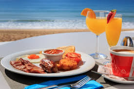 Breakfast with Jesus!