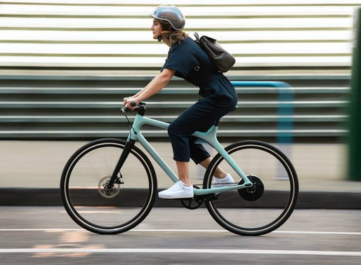 Gogoro comes to USA with the 26-pound Eeyo e-bike