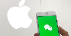 Apple งานเข้า คนจีนอาจเลิกใช้ไอโฟน 95% หาก WeChat ถูกระงับ