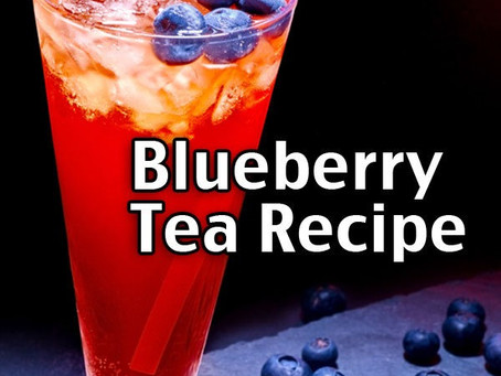 Blueberry Tea Recipe