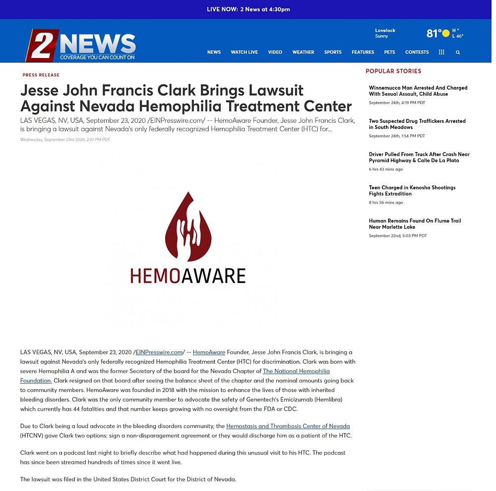 Jesse John Francis Clark