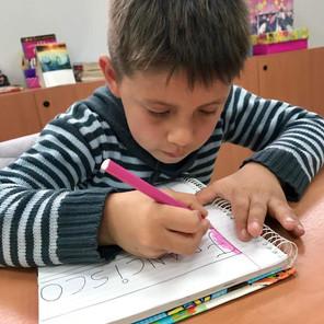 La grafomotricidad como puente hacia la escritura