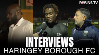 Interviews - Haringey Borough