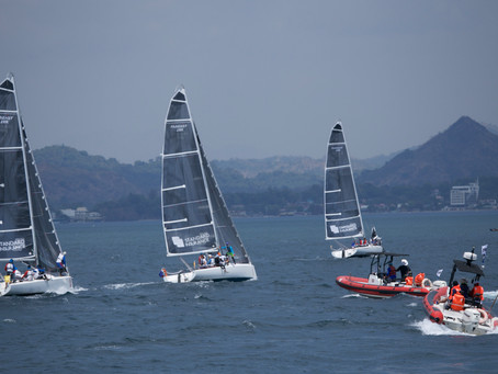 Subic Bay Cup Starts with Match Racing...