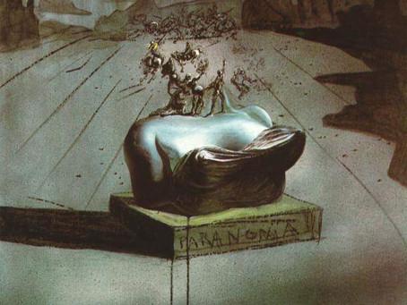 Deel 1-20 Paranoia (en Dali)