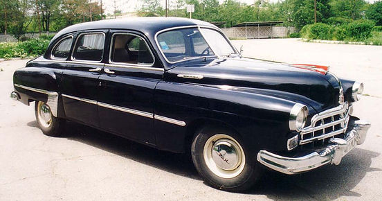 ГАЗ -12 ЗИМ | Rock Auto Club