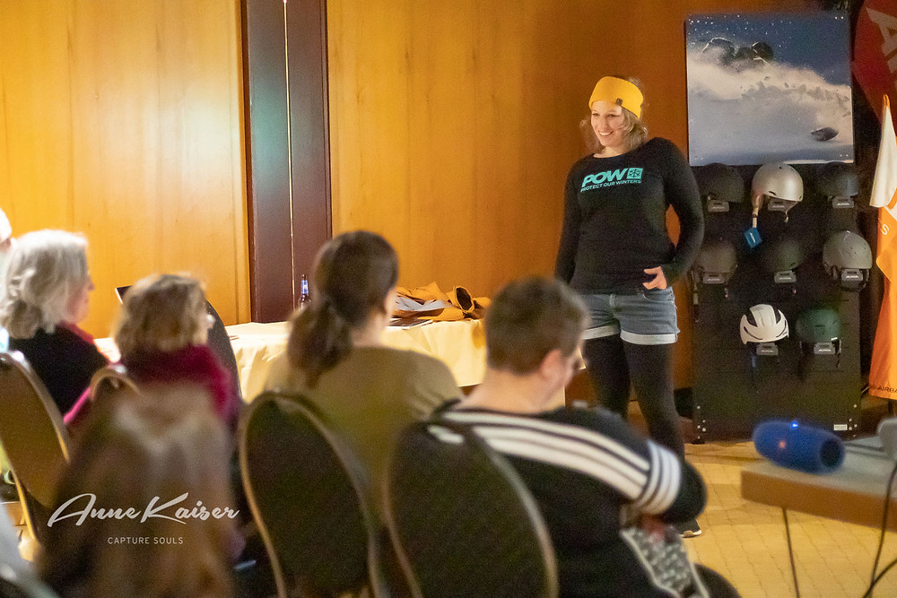 Marmot Women's Winter Camp in Kirchberg