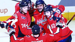 Ranking the top ten teams in the NHL so far