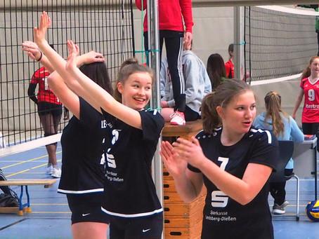 U16-Teams sind nicht aufzuhalten