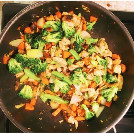 No-Bloat Healthy Stir-Fry