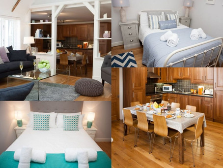 Escape to The Moorings for New Year