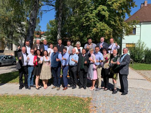 Unsere Stadtratskandidaten für Penzberg