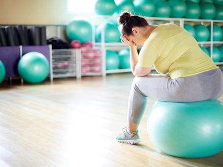 Stop Yo-Yo dieting and training. Think long-term.