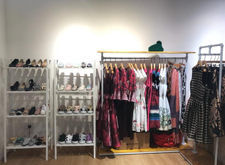 First launch in fashion retailers