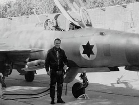 Операция «Бриллиант», или Как иракец помог Израилю войну выиграть
