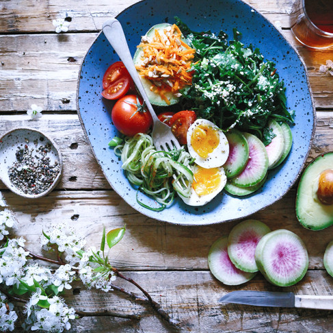 The Foods To Eat For Better Mental Health by: Erica Sweeney