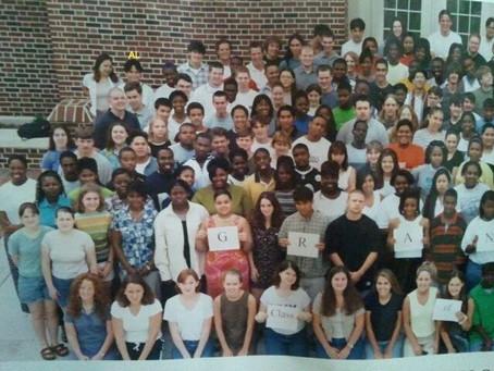 Granby High School Comet