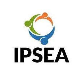 IPSEA logo on a white background