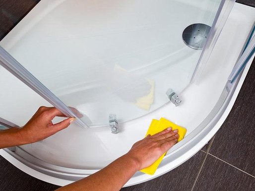 Як правильно доглядати за душовою кабіною.