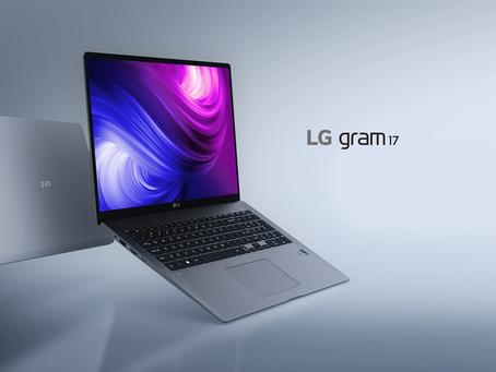 LG Gram 17 Ultra-lightweight