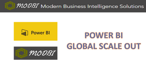 Power BI Global Scale out Deployment